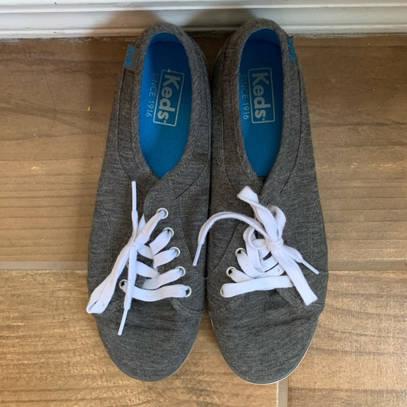 Keds Shoes - Gray Keds
